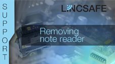 support removing note reader v2